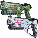 laser pistolen